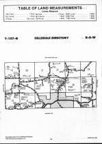 Hillsdale T107N-R8W, Winona County 1990 Published By Farm and Home Publishers, LTD